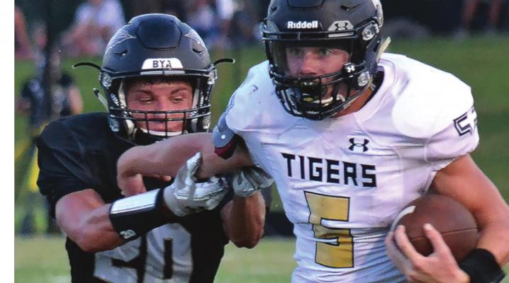 SAVANNAH loses to Excelsior Springs, but leaves the Tigers with a virus scare