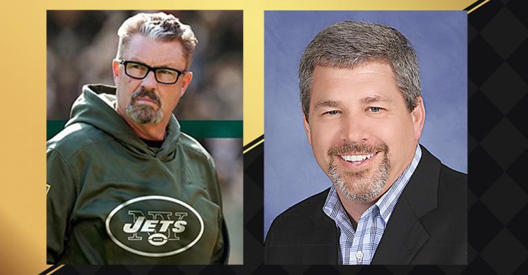 Gregg Williams and Tray Harkins