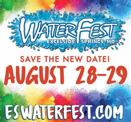 Waterfest moves to August